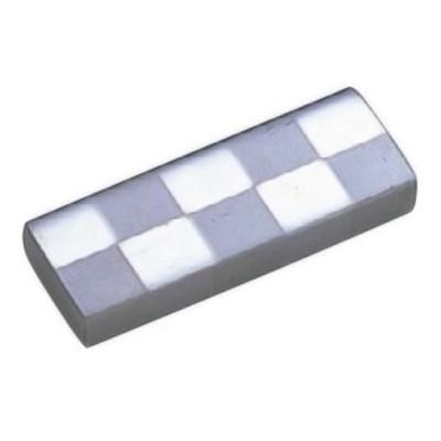 三宝産業 SAMPO SANGYO UK 18-8 箸置 角(市松模様) ステンレス キッチン用品