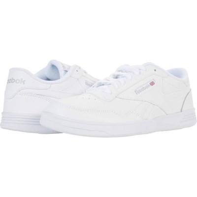 リーボック Reebok メンズ スニーカー シューズ・靴 Club Memt White/White/Steel