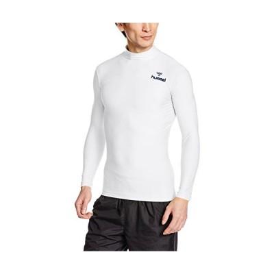 [ヒュンメル] インナー長袖シャツ フィットインナーシャツ メンズ ホワイト (10) 日本 S (日本サイズS相当)