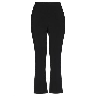 マニラ グレース MANILA GRACE パンツ ブラック 44 ポリエステル 98% / ポリウレタン 2% パンツ