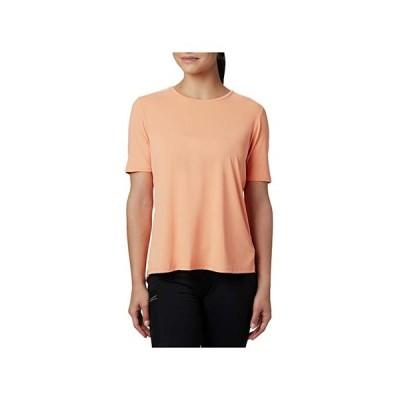 コロンビア Chill River Short Sleeve Shirt レディース シャツ トップス Bright Nectar