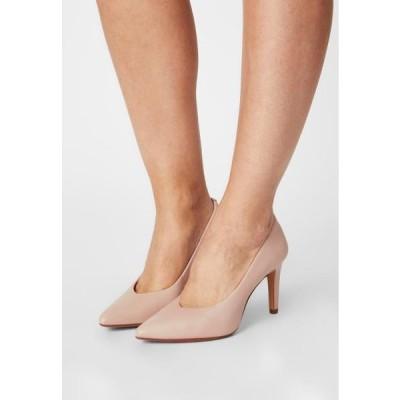 クラークス レディース 靴 シューズ GENOA 85 COURT - Classic heels - light pink