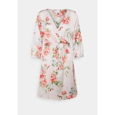 ヴィラ レディース ワンピース トップス VIJOSE LUNA SHORT DRESS - Day dress - pale mauve pale mauve