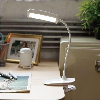 USERWATS_充電式LED大頭夾燈
