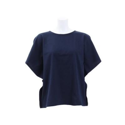エーシーピージー(ACPG) Tシャツ 半袖 デザイン 872PA9SD6375NVY 母の日 (レディース)