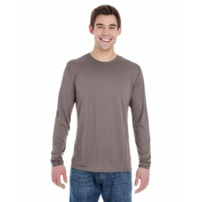 Gildan ギルダン ファッション トップス Gildan Mens Tech Long-Sleeve T-Shirt 2 Pack G474 All Sizes