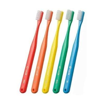 オーラルケア キャップなし タフト24 歯ブラシ × 25本入 S アソート (アソート 25個 (x 1))