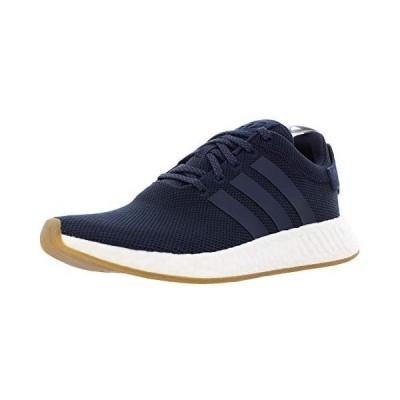adidas Originals Women's NMD_R2 Running Shoe, Legend Ink/Trace Blue/Grey Two, 10 M US