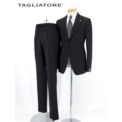 TAGLIATORE/タリアトーレ/ブラックスーツ/スーパー110sウール/VESVIO/ブラック/tag361206