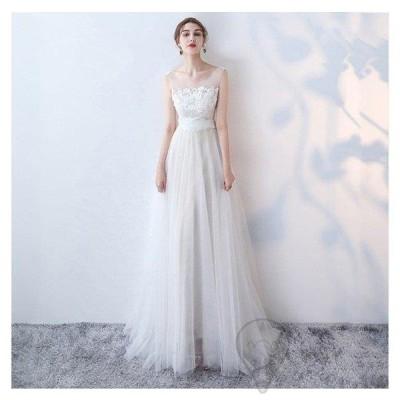 ドレス  レディース 結婚式 発表会二次会 ピアノェミニン  膝丈     ナイトドレス プリンセス