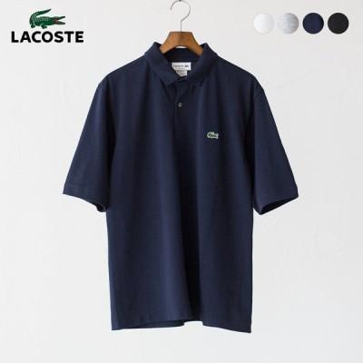 ラコステ ボディーサイズ BIG ポロシャツ PH042EL 鹿の子 ピケ ビッグ オーバーサイズ