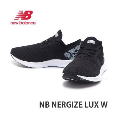 ニューバランス エナジャイズ NEWBALANCE NERGIZE LUX W ナージャイズ スニーカー シューズ 靴 スポーツ デイリー レディース カラー:BLK/PY