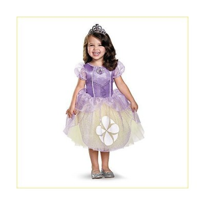 Sofia the First Deluxe Tutu Toddler Costume ソフィアまずデラックスチュチュ幼児コス??チューム♪ハロウィン♪サ