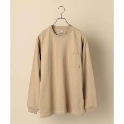 【シップス メン】SC: SCREEN STARS ロングスリーブ Tシャツ (ロンT)