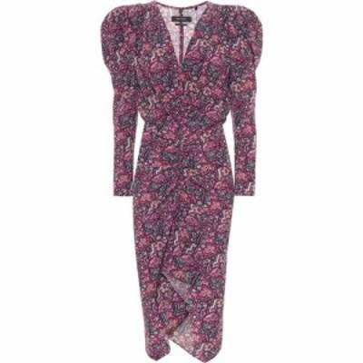 イザベル マラン Isabel Marant レディース ワンピース ワンピース・ドレス Exclusive to Mytheresa - Raven stretch-silk dress Pink