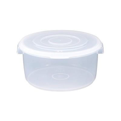 新輝合成 タッパー トンボ 漬物 シール容器 保存容器 ナチュラル 浅9型