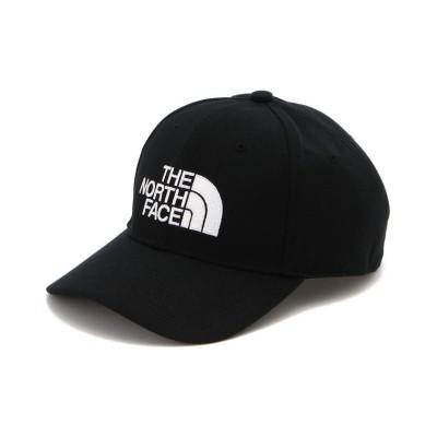 【ビーバー】 THE NORTH FACE/ザ・ノースフェイス TNF Logo Cap TNFロゴキャップ(ユニセックス) メンズ ブラック F BEAVER