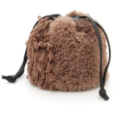 12Twelve Agenda(トゥエルブアジェンダ)JO異素材巾着バッグ