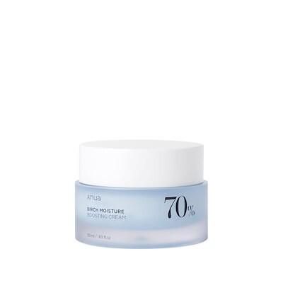 シラカバ 70% 水分ブースティングクリーム50ml(油水分バランス)