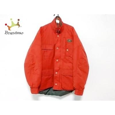 クシタニ KUSHITANI ダウンジャケット サイズLL メンズ レッド 冬物           スペシャル特価 20200827