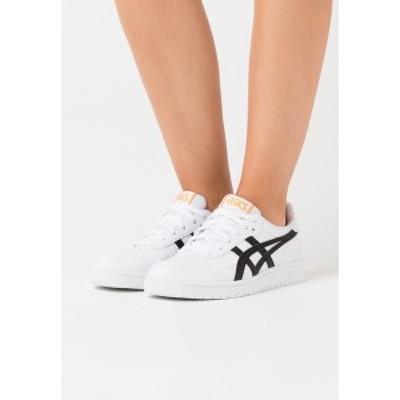 アシックス レディース スニーカー シューズ JAPAN  - Trainers - white/black white/black
