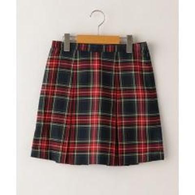 シップスSHIPS KIDS:タータンチェック スカート(140~150cm)【お取り寄せ商品】