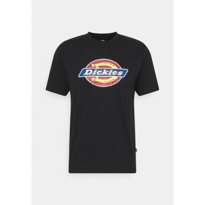 ディッキーズ Tシャツ メンズ トップス ICON LOGO TEE - Print T-shirt - black