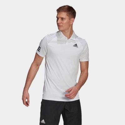 返品可 アディダス公式 ウェア・服 トップス adidas テニス クラブ 3ストライプス ポロシャツ / Tennis Club 3-Stripes Polo Shirt