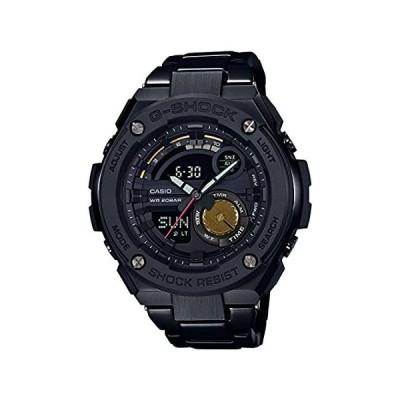 特別価格Casio GST200RBG-1A Mens Watch Black 52.4mm Stainless Steel Robert Geller- G好評販売中
