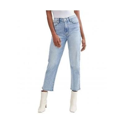 7 For All Mankind セブンフォーオールマンカインド レディース 女性用 ファッション ジーンズ デニム High-Wasit Cropped Straight in Aspen - Aspen