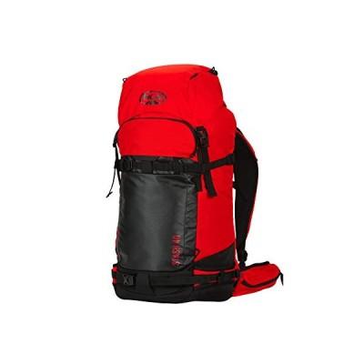 BCA Unisex - Adult STASH 40 Color Size: 40L-23D0203.1.1.1SIZ Backpack, Red, 40L 並行輸入品