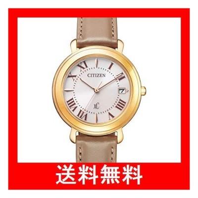 [シチズン] 腕時計 クロスシー hikari collection エコ・ドライブ EO1203-03A レディース ベージュ