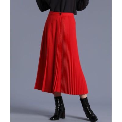 【スーペリアクローゼット/SUPERIOR CLOSET】 ラッププリーツスカート《Karl Karl》