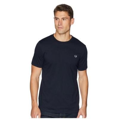 フレッドペリー Fred Perry メンズ Tシャツ トップス Ringer T-Shirt Navy
