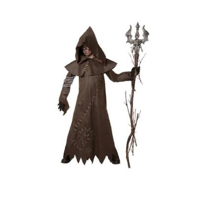 エビル Warlock チャイルド コスチューム, Medium (8-10)(海外取寄せ品)