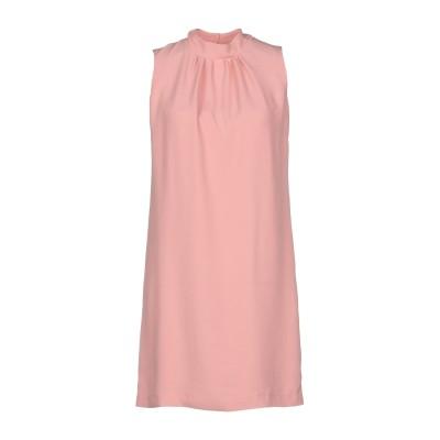 アティピコ AT.P.CO ミニワンピース&ドレス ピンク 44 ポリエステル 100% ミニワンピース&ドレス