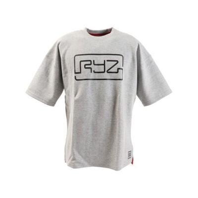 ライズ(RYZ) ボンデッド スウェット 半袖Tシャツ 869R0CD3195 GREY オンライン価格 (メンズ)
