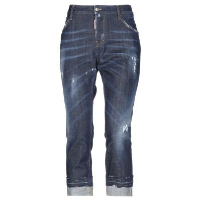 ディースクエアード DSQUARED2 ジーンズ ブルー 36 コットン 98% / ポリウレタン 2% ジーンズ