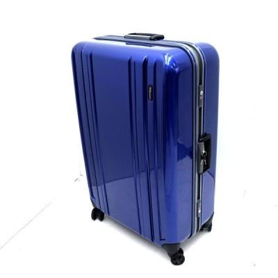 EMINENT / エミネント  スーツケース/キャリーケース/4輪/TSAロック/ブルー/L/110L メンズ 未使用  代引不可 同梱不可