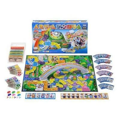 タカラトミーおもちゃ 人生ゲーム ジャンボドリーム 1個 (対象年齢:6歳以上) タカラトミー