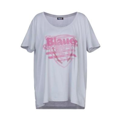 ブラウアー BLAUER T シャツ グレー XL コットン 100% T シャツ