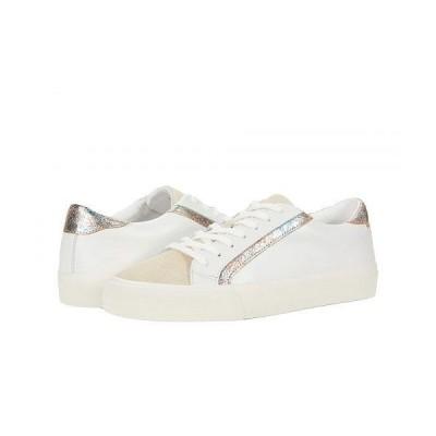 Madewell レディース 女性用 シューズ 靴 スニーカー 運動靴 Sidewalk Low Top Sneakers - Metallic Sand Multi