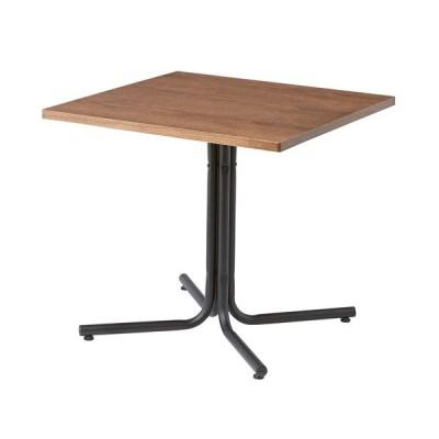 東谷 カフェテーブル ダリオ 75cm幅 END-223TBR