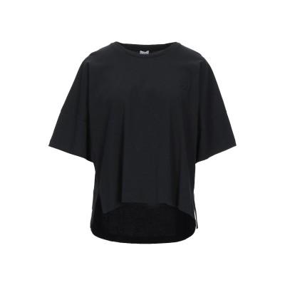 ロエベ LOEWE T シャツ ブラック S コットン 100% T シャツ