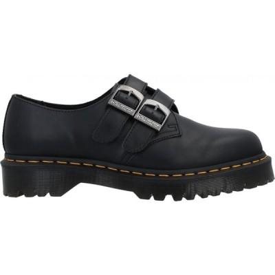ドクターマーチン DR. MARTENS メンズ ローファー シューズ・靴 Loafers Black