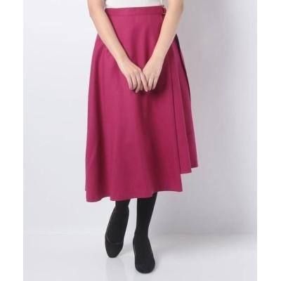 ANAYI/アナイ ★サキソニーラップスカート ピンク1 34