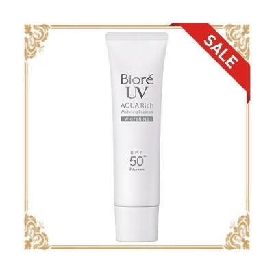 ビオレ UV アクアリッチ 美白エッセンス SPF50/PA 33g