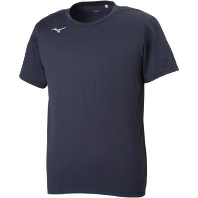 メンズ Tシャツ(半袖)[ユニセックス] 09 ブラック L トレーニングウエア ミズノトレーニング Tシャツ 32MA0125