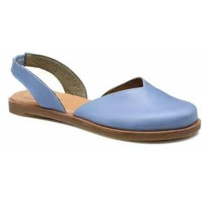 El Naturalista レディースサンダル El Naturalista Sandals Tulip NF38 Blue Aqua