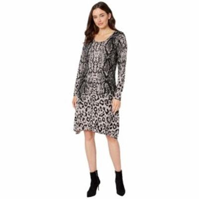 トリバル Tribal レディース ワンピース ワンピース・ドレス Long Sleeve Sweater Dress Blossom